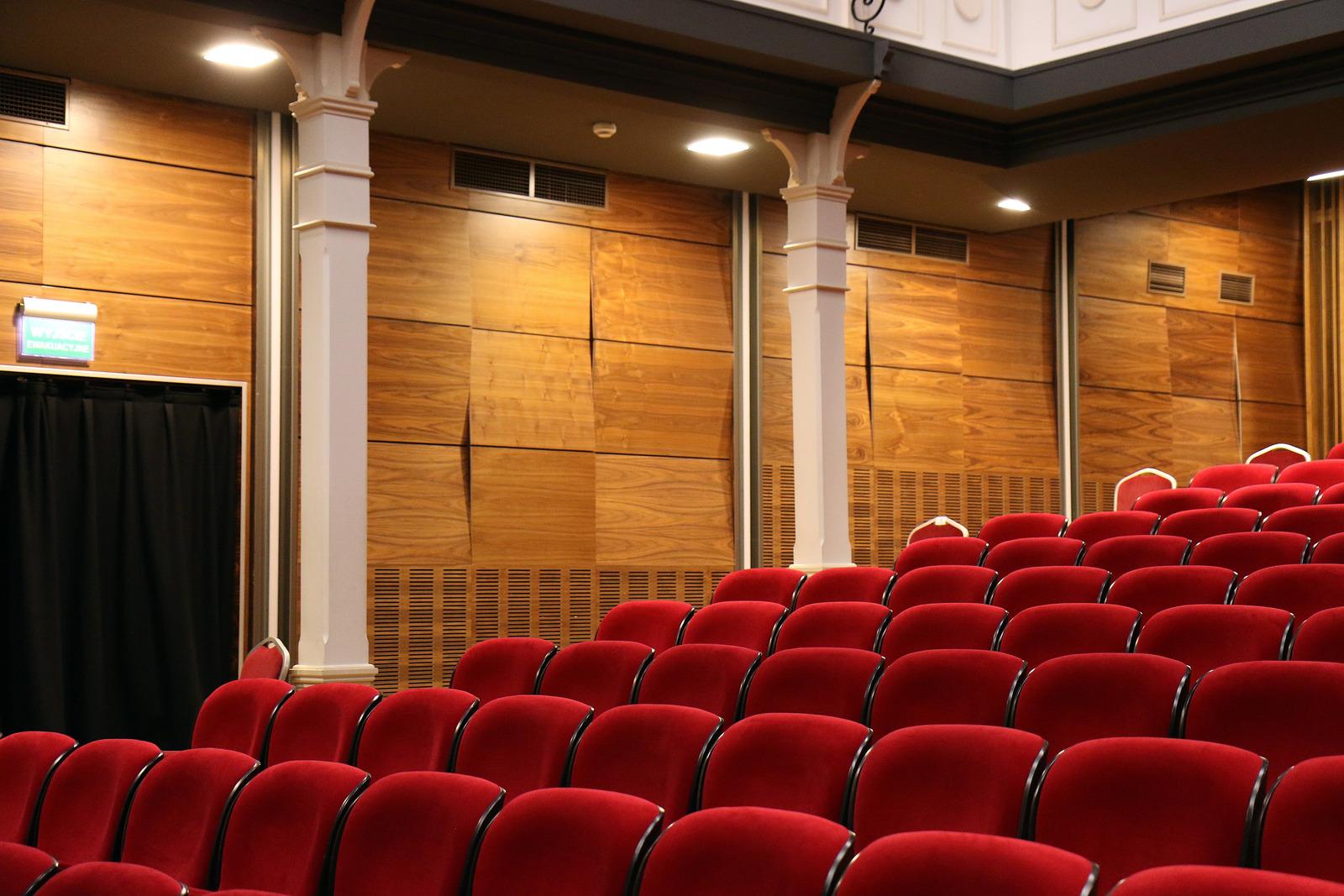 o que não pode faltar no projeto arquitetônico de um cinema